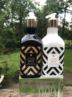 New 2 Bath Body Works BLACK PEPPER & PINE Hand Soap -  10 fl
