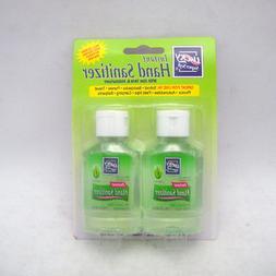 New 809279  Lucky Hand Sanitizers 2Pc 2Oz Aloe Vera  Hand So