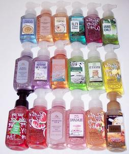 NEW & FRESH! Bath & Body Works Gentle Foaming Hand Soap *YOU