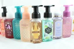 new bath and body works hand soaps