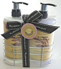 New~French Lavender Hand/Soap & Lotion-Gift Set 16oz Nice Wi