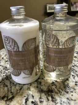 New Williams ~Spiced Chestnut Hand Soap and Lotion~ Set of 2