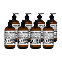 Home and Body Company Newport Refillable Hand Soap, 8-pack