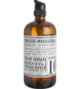 No 01 LAVENDER ROSEMARY Garrison Home & Body Co. Hand Soap 3