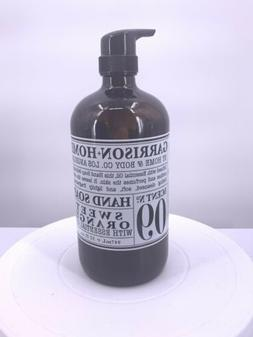 No 09 Sweet Orange Garrison Home & Body Co Hand Soap ESSENTI