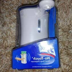 Lysol No-Touch Automatic Hand Soap Dispenser White Includes