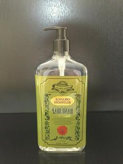 Olive Grove Orange Blossom Olive Oil Hand Soap Home & Body C