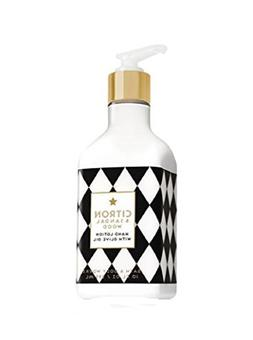 Bath & Body Works Olive Oil Hand Lotion Citron & Sandalwood