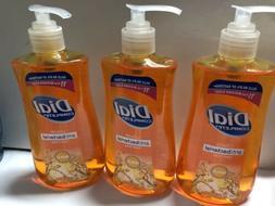 Pack Of 3 Dial Completed Liquid Hand Soap Gold 11oz Each
