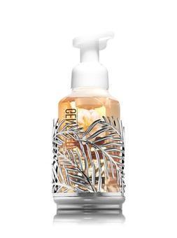 Bath and Body Works Palm Leaf Hand Soap Holder.