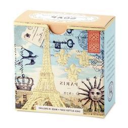 """""""Paris Little Soap"""" 3.5 oz in original box by Michel Design"""