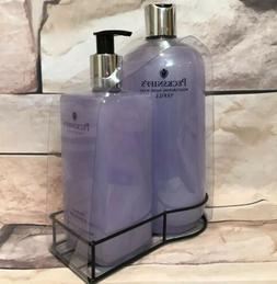 Pecksniffs Lavender & White Tea Hand Wash Soap 16.9 oz + 33.