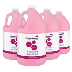 Mountain Falls Professional Pink Liquid Hand Soap Refill, 12