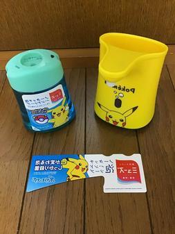 Pokemon Hand Soap Muse No Touch Dispenser Soda Lemon Scent 2