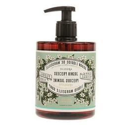 Panier Des Sens Precious Jasmine Liquid Marseille Soap 16.9