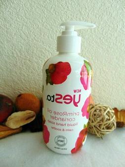 Yes to Primrose Oil & Coriander Liquid Hand soap 12oz pump/9