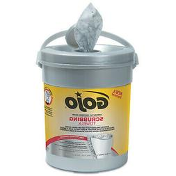 Scrubbing Wipes - gojo scrubbing wipes 72count canister