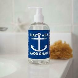 Swedish Dreams Sea Salt Liquid Hand Soap