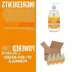 Seventh Generation Hand Wash Soap, Mandarin Orange  Grapefru