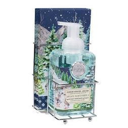 Michel Design Works Shea Butter Foaming Hand Soap Lilac & Vi