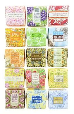 Soap Sampler Assorted 15  Pack Set Made by Greenwich Bay Tra