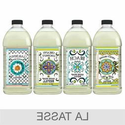 Home and Body Hand Soap Refill, 4-packLa Tasse 64 fl oz *
