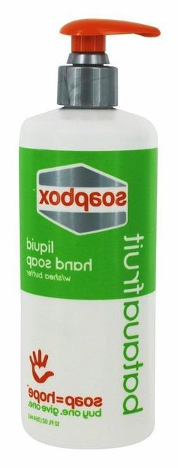 Soapbox Soaps - Liquid Hand Soap Bataua Fruit - 12 oz.