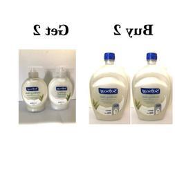 1-SOFT SOAP Liquid Hand Soap Refill Aloe Vera BIG 50 oz Bott