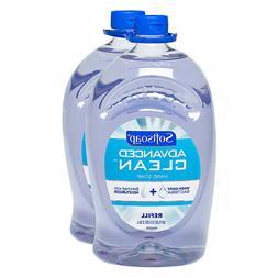 Softsoap Advanced Clean Hand Soap 80 fl. oz., 2-pack