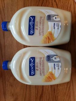 softsoap liquid hand soap refill milk
