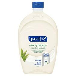SoftSoap Soothing Clean Aloe Vera Liquid Hand Soap Refill 50