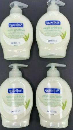 Softsoap Soothing Clean Aloe Vera Moisturizing Hand Soap 7.5