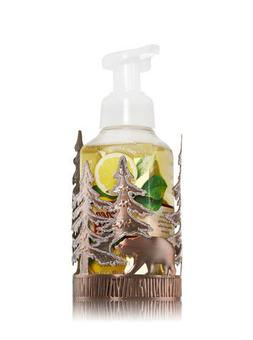 Bath and Body Works Sparkling Forest Hand Soap Sleeve.