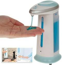 Stainless Steel Hands Free Automatic IR Sensor Touchless Soa