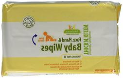 Babyganics Thick n' Kleen Face Hand and Baby Wipes Fragrance