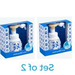 Tokyo Disney Mickey & Minnie shape hand soap Limited Japan S
