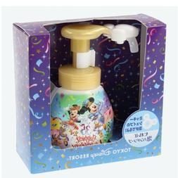 Tokyo Disney Resort Limited Happy Mickey Shape's Hand Soap F