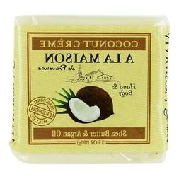 A La Maison - Traditional French Milled Bar Soap for Hand &