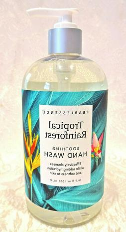 Pearlessence TROPICAL RAINFOREST Moisturising Hand Soap ESSE