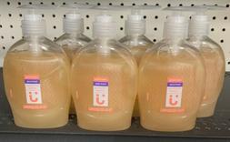 Uniquely J Liquid Hand Soap, Milk & Honey 7.5 fluid ounce  F