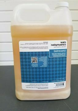 1 Gallon Unscented Clear Consumption Natural Foaming Hand So