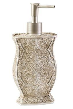 Creative Scents Victoria Hand Soap Dispenser, Countertop Dec