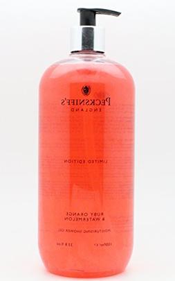 Pecksniff's Vitamin Enriched Shower Gel - Ruby Orange & Wate