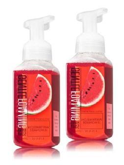 Bath and Body Works Gentle Foaming Hand Soap, Watermelon Lem