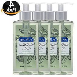 Softsoap Wild Basil and Lime liquid Hand Soap 10 fl oz BUNDL