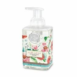 wild berry blossom foaming liquid hand soap