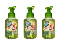 x3 Bath and Body Works Autumn Rainfall Foaming Hand Soap New