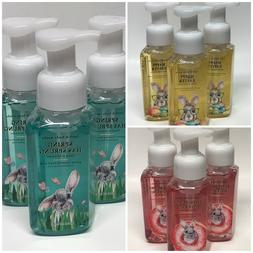x3 Bath & Body Works Easter Foaming Hand Soaps << CHOOSE >>